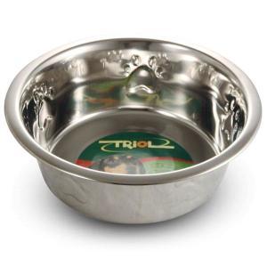 Миска для собак Triol 1615, 2.6 л, размер 25х25х8см.