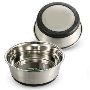 Миска для собак Triol 1640, 500 мл, размер 14.5х14.5х5см.