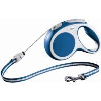 Фотография товара Поводок-рулетка для собак Flexi Vario М, размер М, синий