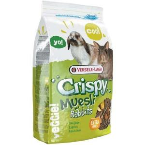 Корм для кроликов Versele-Laga Crispy, 2.85 кг
