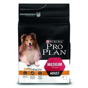 Корм для собак Pro Plan Medium Adult, 1.5 кг, курица