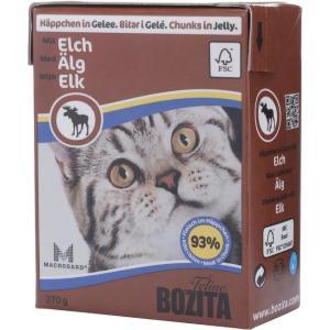 Корм для кошек Bozita Elk, 370 г, мясо лося
