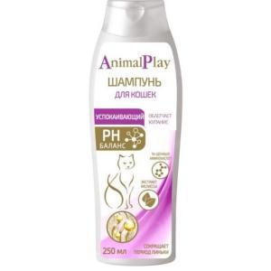 Шампунь для кошек Animal Play Успокаивающий, 250 мл
