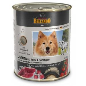 Корм для собак Belcando, 800 г, ягененок