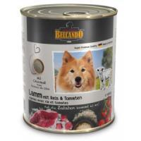 Фотография товара Корм для собак Belcando, 800 г, ягененок