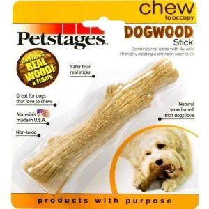 Игрушка для собак Petstages Dogwood Палочка S, размер 16см.