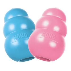 Игрушка для собак Kong Puppy S, цвета в ассортименте