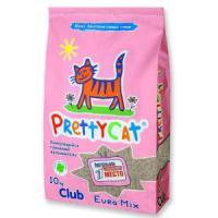 Фотография товара Наполнитель для кошачьего туалета Pretty Cat Euro Mix, 10 кг