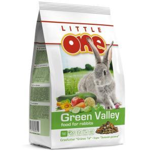 Корм для кроликов Little One Зеленая Долина, 750 г