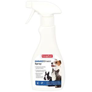 Спрей от паразитов Beaphar IMMO Shield Spray, 400 мл