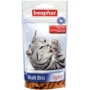 Лакомство для кошек Beaphar Malt-Bits Light, 35 г