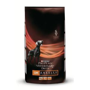 Корм для собак Purina Pro Plan Veterinary Diets OM, 3 кг