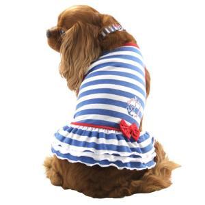 Платье для собак Triol Nautica L