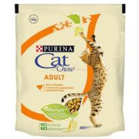 Фотография товара Корм для кошек Purina Cat Chow Adult, 400 г, домашняя птица