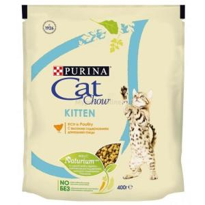 Корм для котят Purina Cat Chow Kitten, 400 г, курица