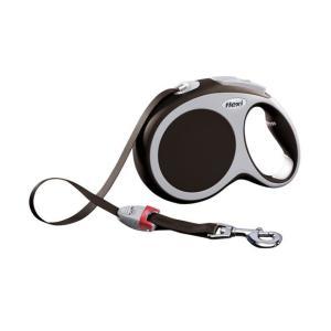 Поводок-рулетка для собак Flexi Vario Tape L, коричневый
