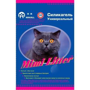 Наполнитель для кошачьего туалета Mimi Litter, 3.6 кг