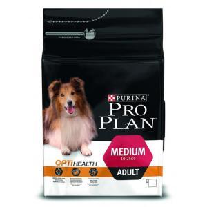 Корм для собак Pro Plan Medium Adult, 14 кг, курица с рисом