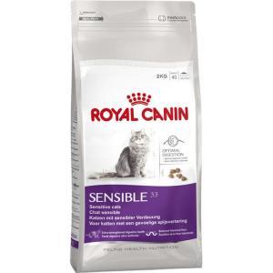 Корм для кошек Royal Canin Sensible 33, 400 г