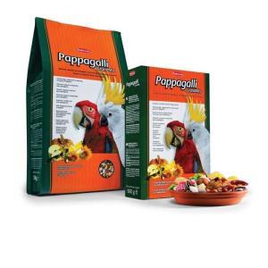 Корм для крупных попугаев Padovan Pappagalli, 2 кг