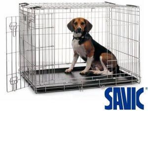 Клетка для крупных собак Savic DOG RESIDENCE 118, размер 4, размер 118x76x88см.