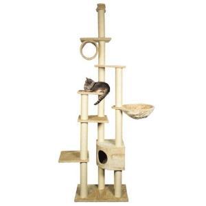 Игровой комплекс для кошек Trixie Madrid, размер 68х44х270см.