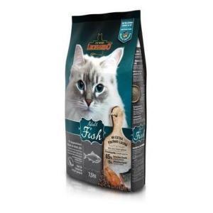 Корм для кошек Leonardo Adult Fish, 7.5 кг, рыба и рис