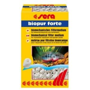 Наполнитель биологический Sera BIOPUR FORTE, 800 мл
