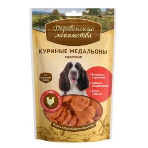 Лакомство для собак Деревенские лакомства, 90 г, курица