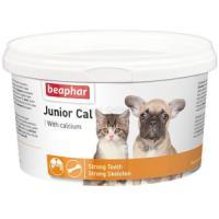 Фотография товара Витамины для котят и щенков Beaphar Junior Cal, 200 г
