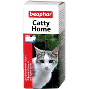 Капли для приучения кошек Beaphar Catty Home, 10 мл