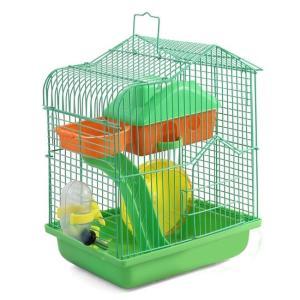 Клетка для грызунов Triol, размер 22х17х29см., цвета в ассортименте
