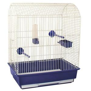 Клетка для птиц Дарэлл Рома, размер 37х26х48см., в ассортименте