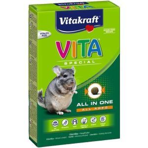 Корм для шиншилл Vitakraft Vita Special, 600 г