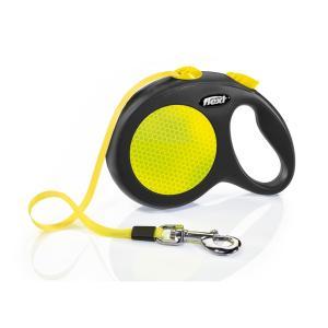 Поводок-рулетка для собак Flexi New Neon L L
