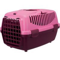 Фотография товара Бокс для собак Trixie Capri 2, размер 2, 6.38 кг, размер 37×34×55см., ягодный / розовый