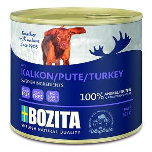 Корм для собак Bozita Turkey, 625 г, индейка