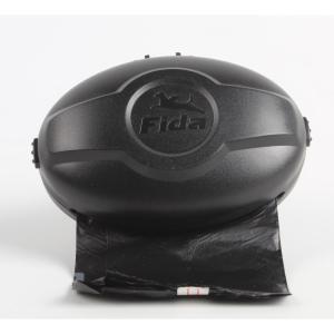 Бокс для поводка-рулетки Fida Mars L, черный