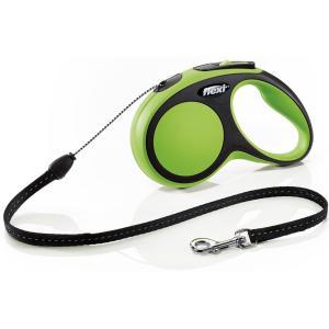 Рулетка для собак Flexi Flexi New Comfort S, зеленый