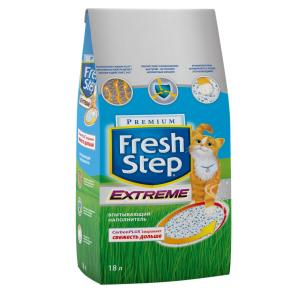 Наполнитель для кошачьего туалета Fresh Step Premium, 9.52 кг, 18 л