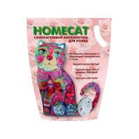 Фотография товара Наполнитель для кошачьих туалетов Homecat Роза, 3.5 кг
