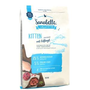 Корм для котят Sanabelle Kitten, 10 кг