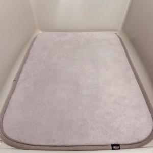 Лежак для переноски Trixie Skudo M, размер 56x36см., серый