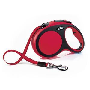 Поводок-рулетка для собак Flexi New Comfort L, красный