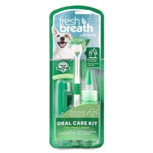 Набор для ухода за зубами Tropiclean Oral Care Kit