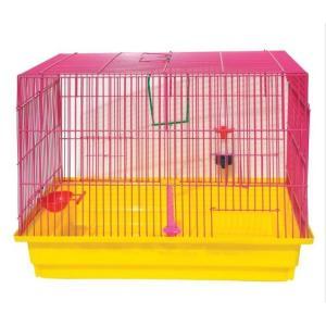 Клетка для птиц Зоомарк, размер 50х35х40см., цвета в ассортименте