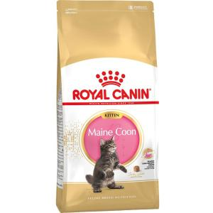 Корм для котят Royal Canin Kitten Maine Coon, 2 кг
