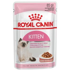 Корм для котят Royal Canin Kitten Souse, 85 г