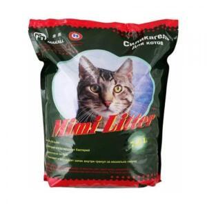 Наполнитель для кошачьего туалета Mimi Litter Зеленые гранулы, 3.6 кг