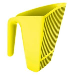 Совок для кошачьего туалета Moderna Scoop & Sift, размер 15х13х13см., желтый